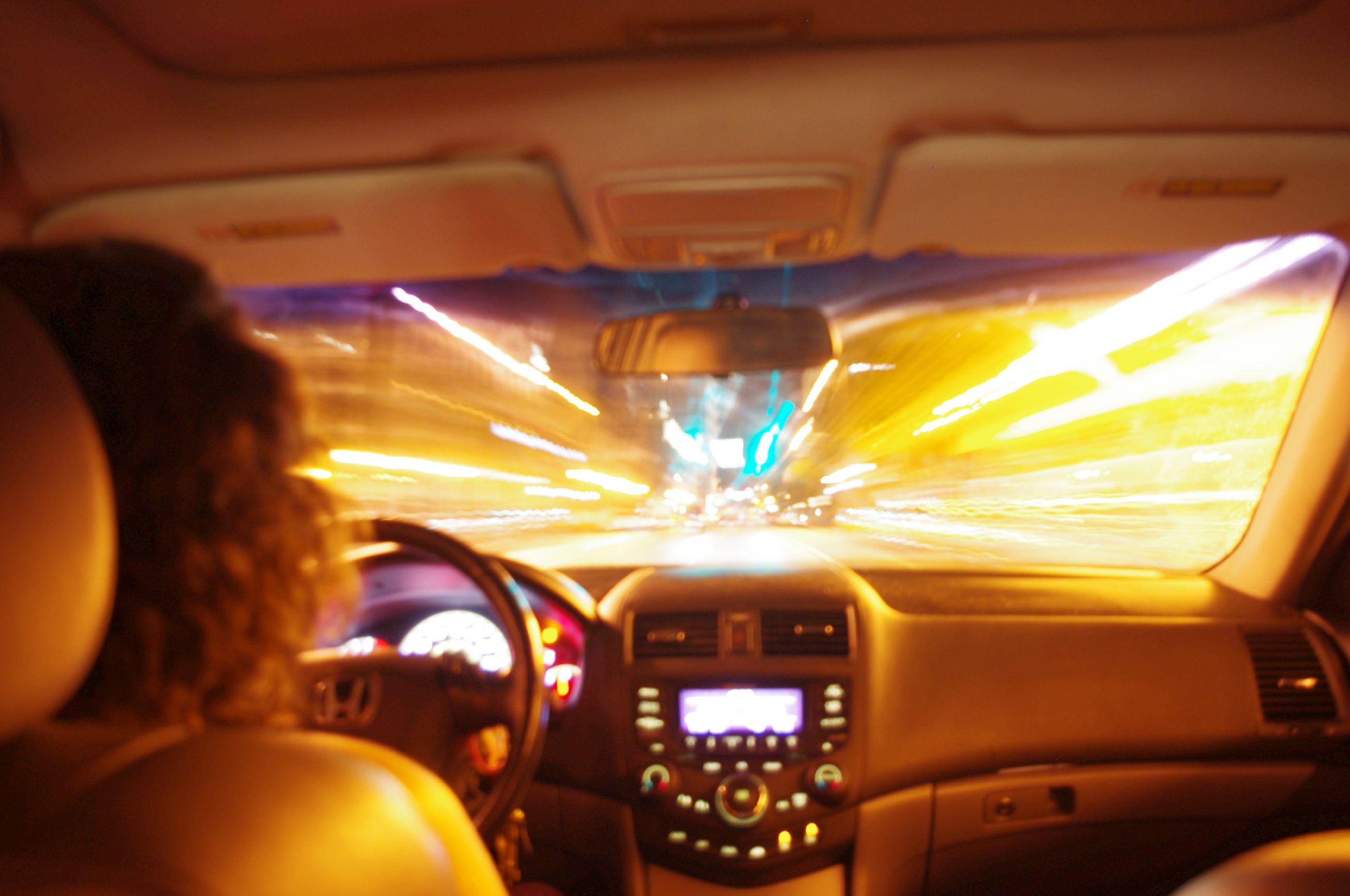 driving fast ashton morris