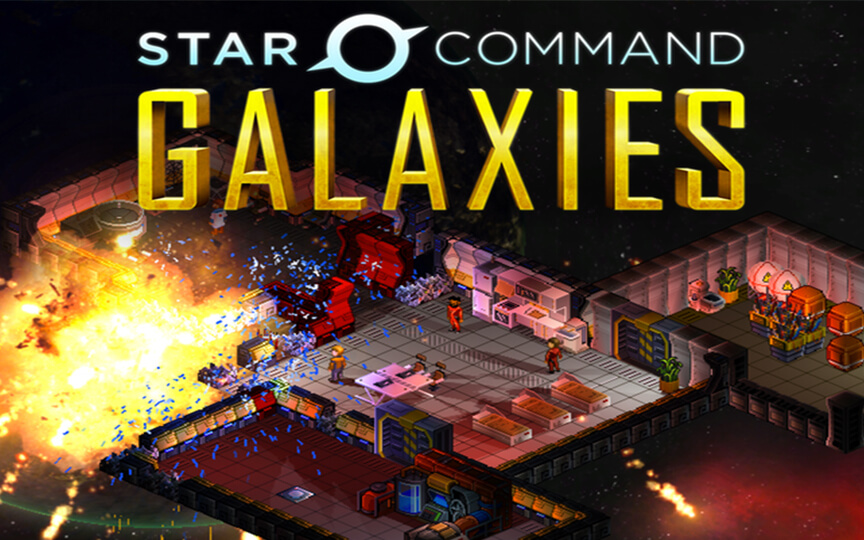 star command galaxies - sound designer - ashton morris