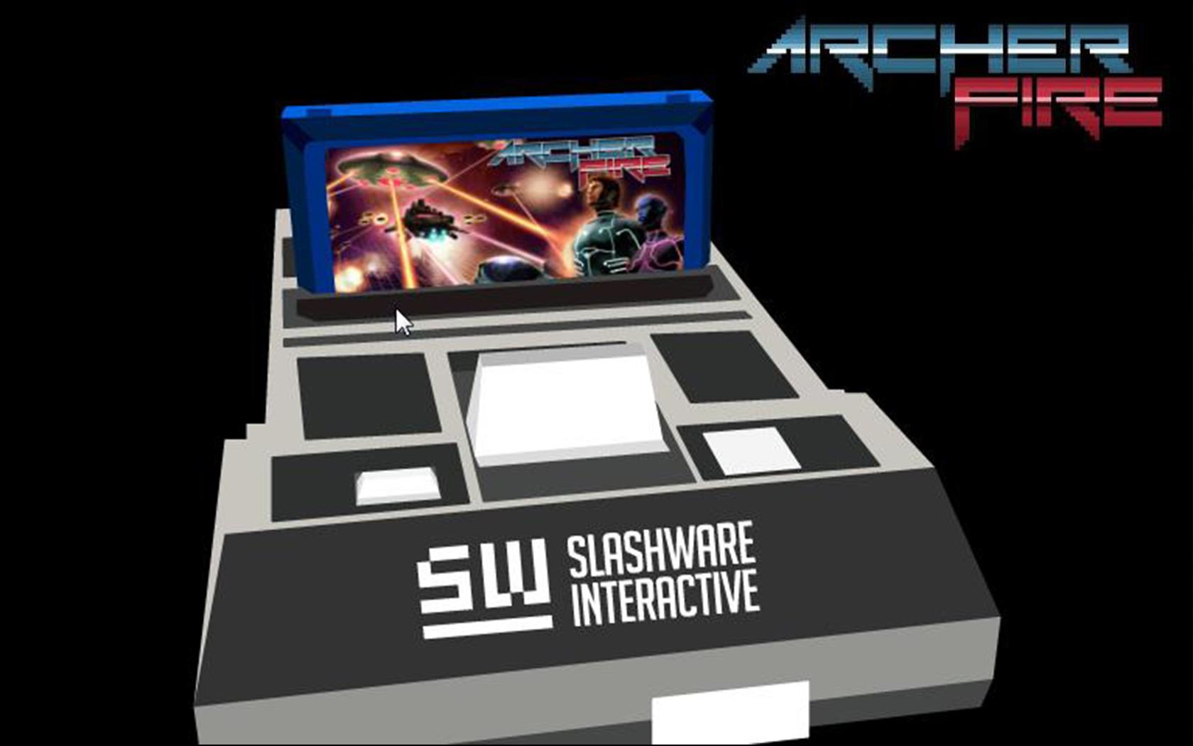 Slashware Interactive - Archerfire - Ashton Morris - Composer - Sound Designer