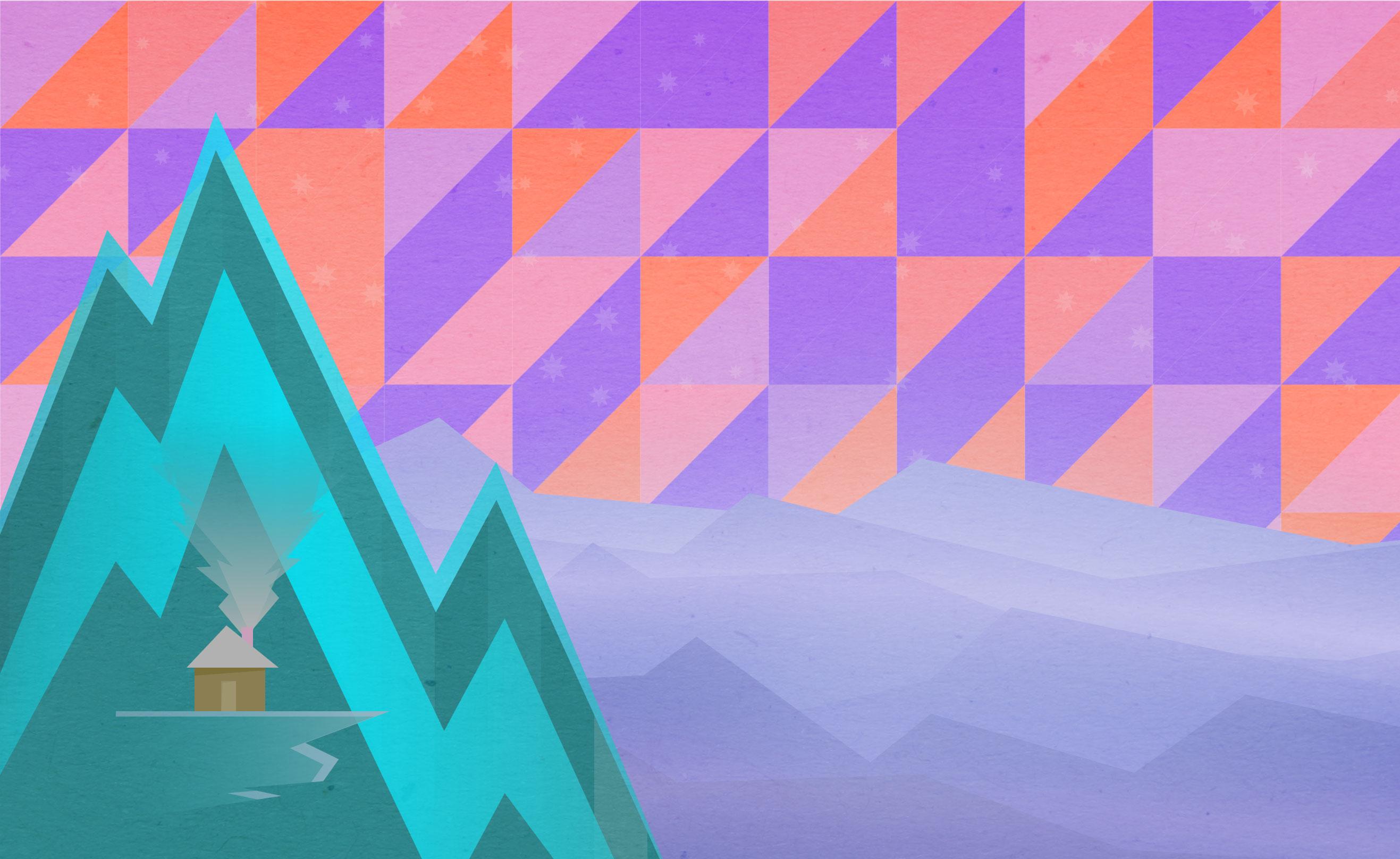 geometric cabin ashton morris