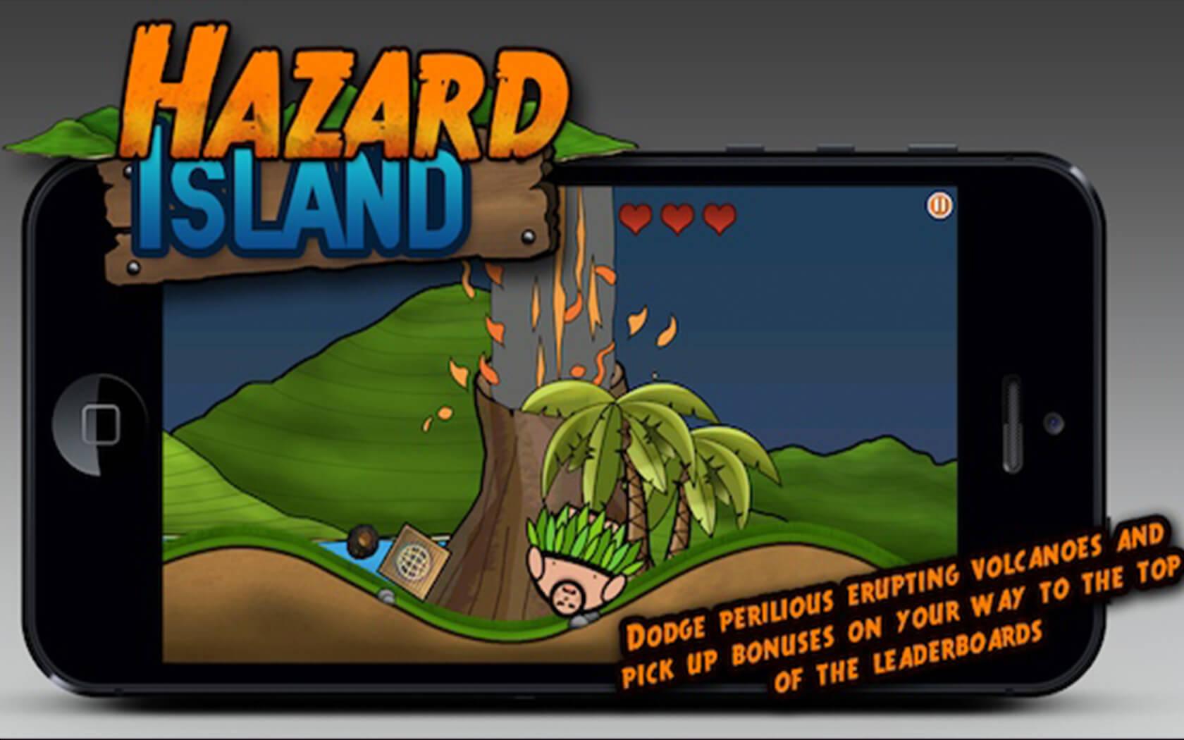 Hazard Island Ashton Morris
