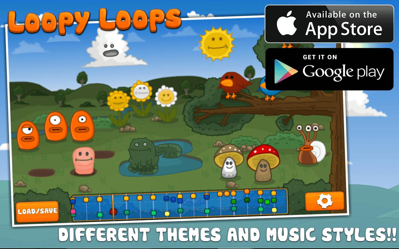 loopy loops - sound designer - ashton morris