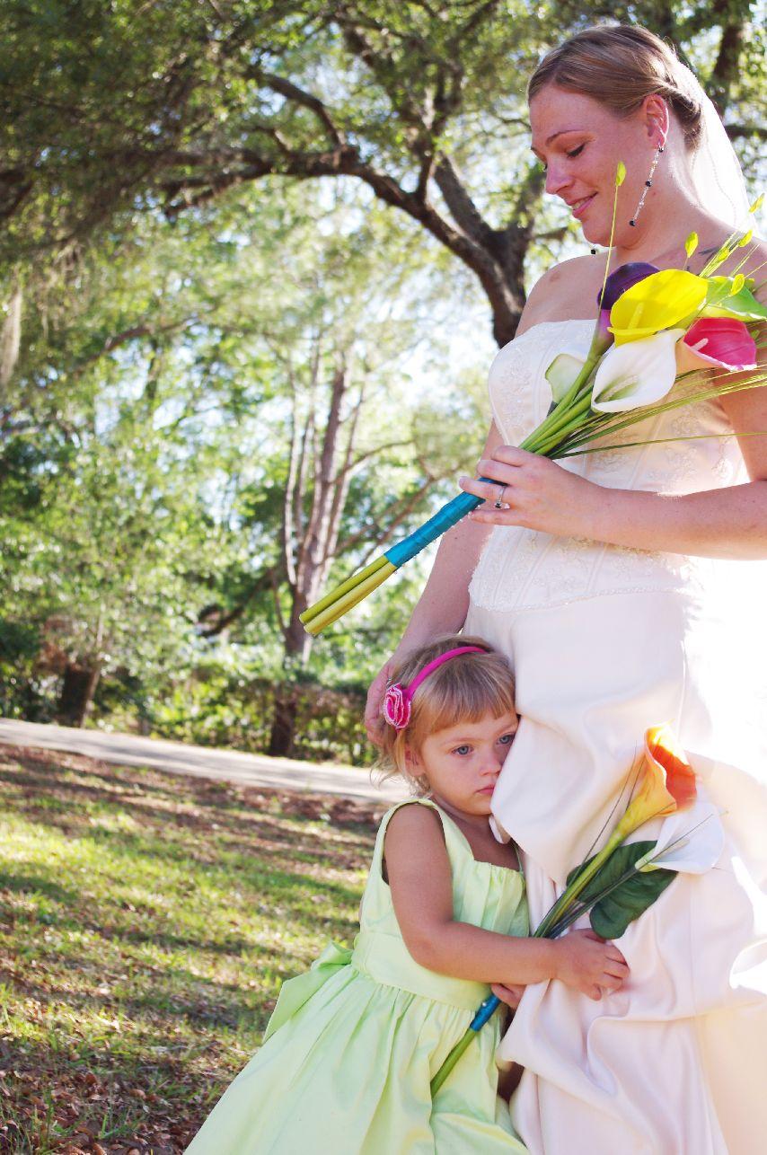 child hugging mom ashton morris
