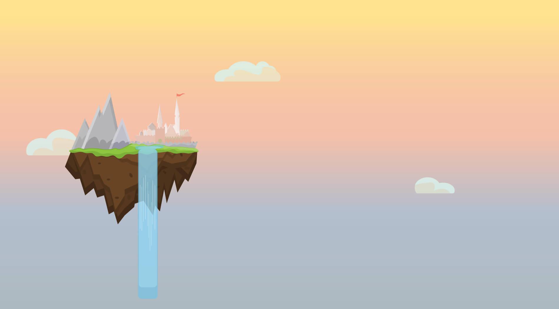 floating island - ashton morris