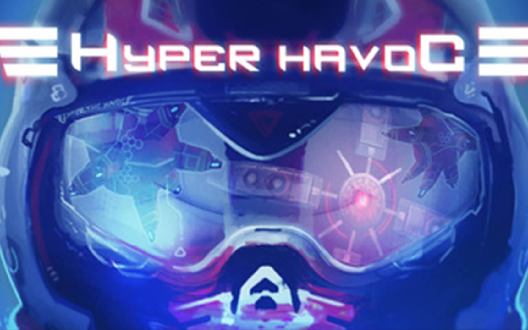 hyper havoc - ashton morris sfx