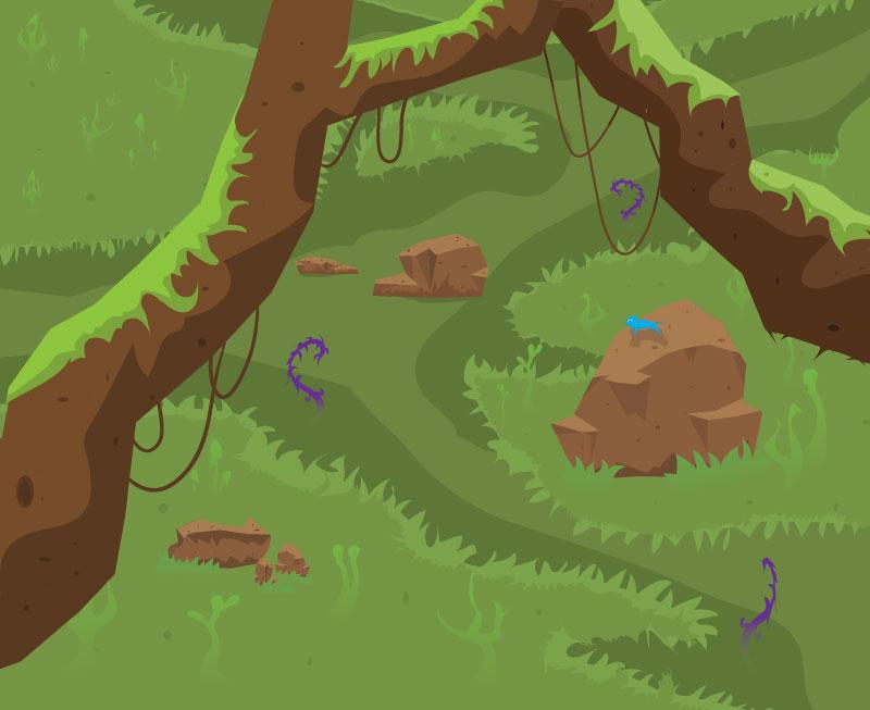 forest floor ashton morris